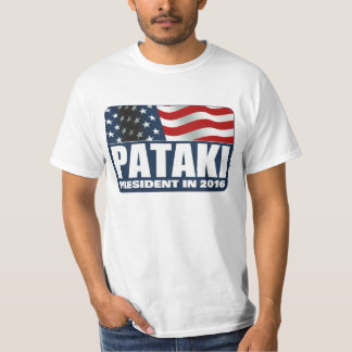 George Pataki President in 2016 T Shirt