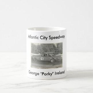 "George ""Porky"" Ireland, Atlantic City Sp... Classic White Coffee Mug"