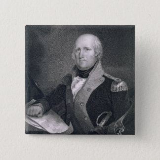 George Rogers Clark (1752-1818) engraved by Thomas Button
