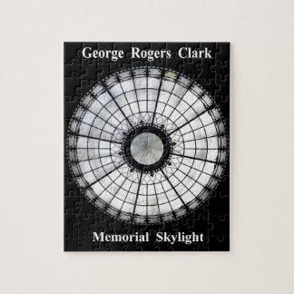 George Rogers Clark Memorial Jigsaw Puzzle