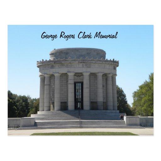 george rogers clark memorial - photo #3