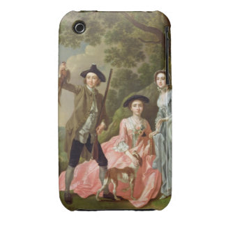 George Rogers with his Wife, Margaret, and his Sis iPhone 3 Covers