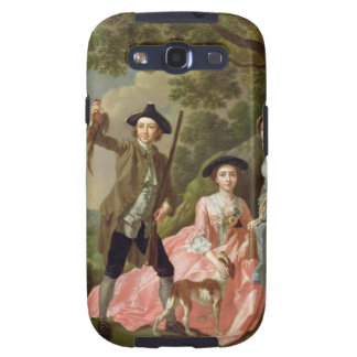 George Rogers with his Wife, Margaret, and his Sis Samsung Galaxy SIII Cover