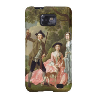 George Rogers with his Wife, Margaret, and his Sis Samsung Galaxy SII Covers