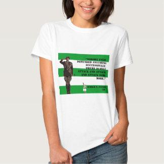 george s patton csc T-Shirt