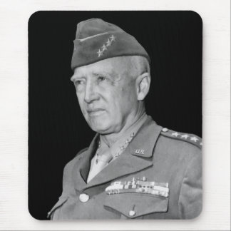 George S. Patton Mousepad