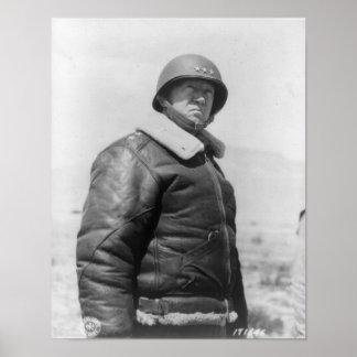 George S. Patton Impresiones
