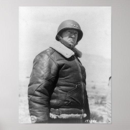 George S. Patton Póster