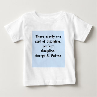 george s patton quote t shirt