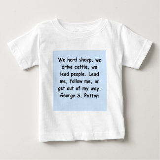 george s patton quote tees