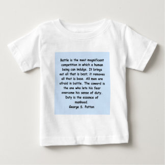 george s patton quote t-shirts