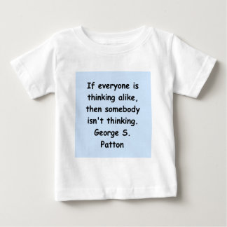 george s patton quote tshirt