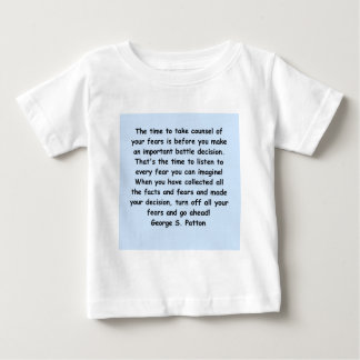 george s patton quote shirts