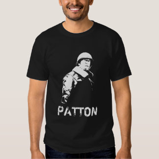 George S. Patton -- War Hero T Shirt