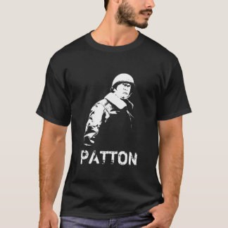 George S. Patton -- War Hero T-Shirt