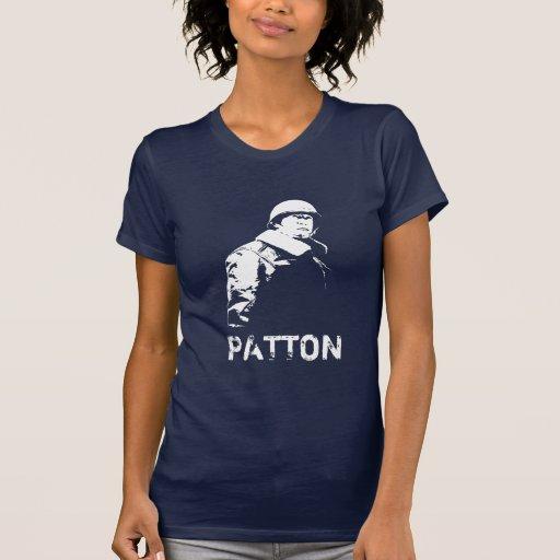 George S. Patton -- War Hero Tshirts