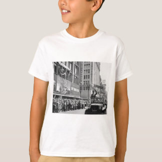 George S. Patton Waving at a Welcome Home Parade T-Shirt