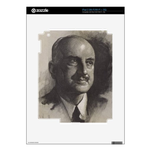 george santayana decals for the iPad 2