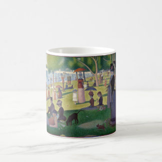 GEORGE SEURAT - A  sunday afternoon 1884 Coffee Mug