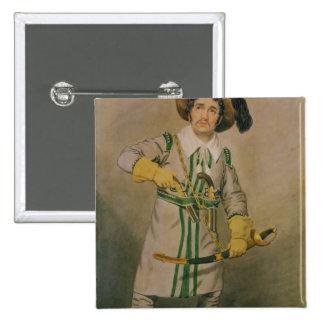 George Smith como Schampt Pin Cuadrada 5 Cm