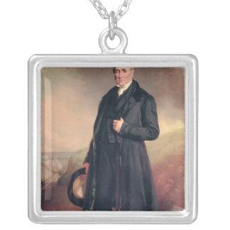 George Stephenson Collar Plateado
