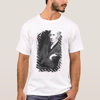 George Stephenson, engraved by Charles Turner T-Shirt