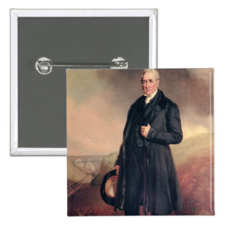 George Stephenson Pinback Button