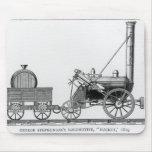 George Stephenson's Locomotive, 'Rocket', 1829 Mouse Pad