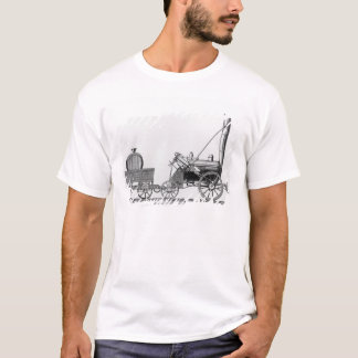 George Stephenson's Locomotive, 'Rocket', 1829 T-Shirt