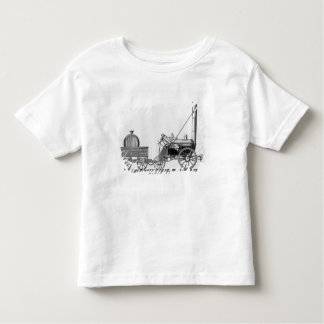 George Stephenson's Locomotive, 'Rocket', 1829 Toddler T-shirt