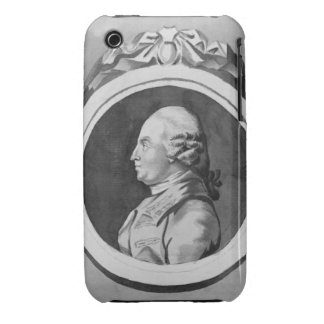 George Stubbs (1724-1806) (grey wash on paper) (se iPhone 3 Case-Mate Case