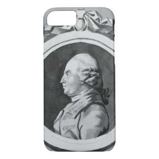 George Stubbs (1724-1806) (grey wash on paper) (se iPhone 7 Case