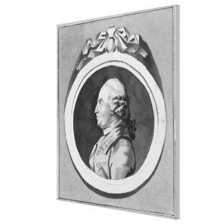 George Stubbs (1724-1806) (lavado gris en el papel Impresión En Lona