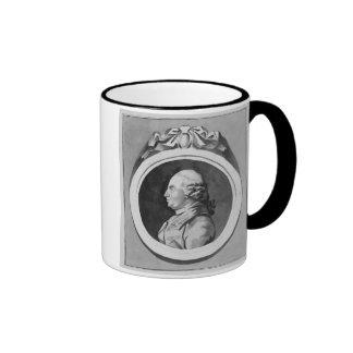 George Stubbs (1724-1806) (lavado gris en el papel Taza