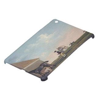 George Stubbs- Gimcrack on Newmarket Heath iPad Mini Covers