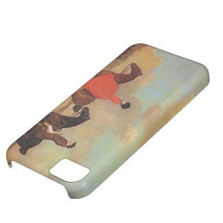George Stubbs- John and Sophia Musters iPhone 5C Cases