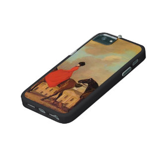 George Stubbs- John and Sophia Musters iPhone 5/5S Covers