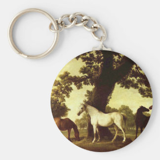 George Stubbs Keychain