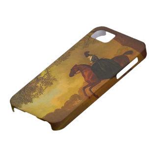 George Stubbs- Leticia, señora Lade iPhone 5 Carcasas