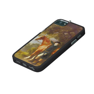 George Stubbs- Portrait of a Huntsman Cover For iPhone 5