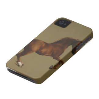 George Stubbs- Whistlejacket Case-Mate iPhone 4 Carcasas
