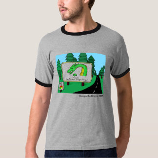 George the Dragon T-Shirt