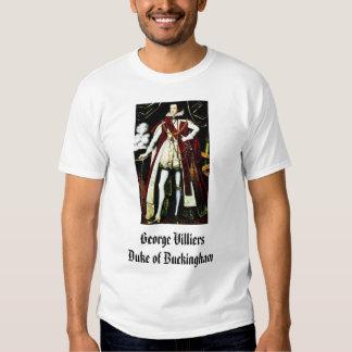 George Villiers, George VilliersDuke of Buckingham T-shirt