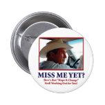 George W. Bush 2 Inch Round Button