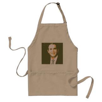 George W Bush Adult Apron