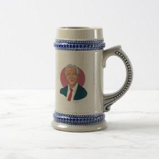 George W Bush Beer Stein