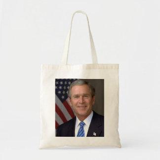 George W Bush Bolsa Tela Barata