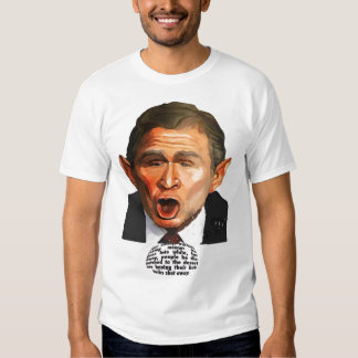 george-w-bush-caricature T-Shirt