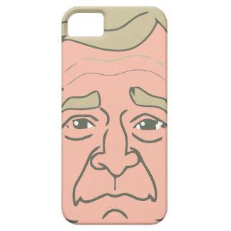 George W. Bush Cartoon Face iPhone 5 Cover