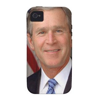 George W Bush iPhone 4/4S Cases